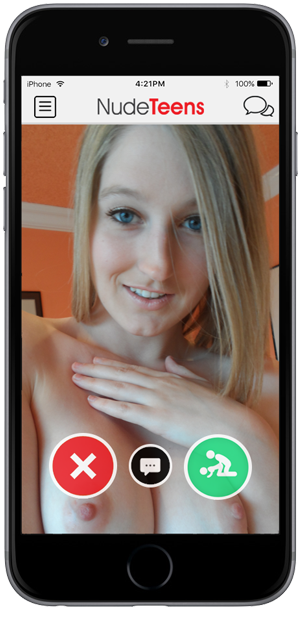 naked dating app
